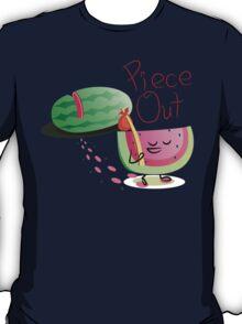 Piece Out T-Shirt