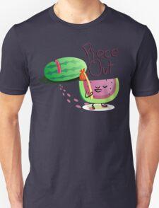 Piece Out Unisex T-Shirt