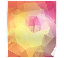 Abstract Geometric Background 3 Poster
