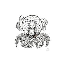 mermaid by mirkamanga