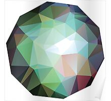 Abstract Geometric Background 6 Poster