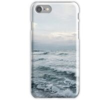 Misty Ocean iPhone Case/Skin