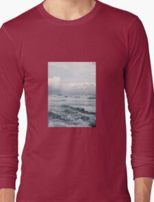 Misty Ocean Long Sleeve T-Shirt