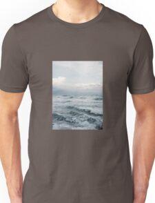 Misty Ocean Unisex T-Shirt