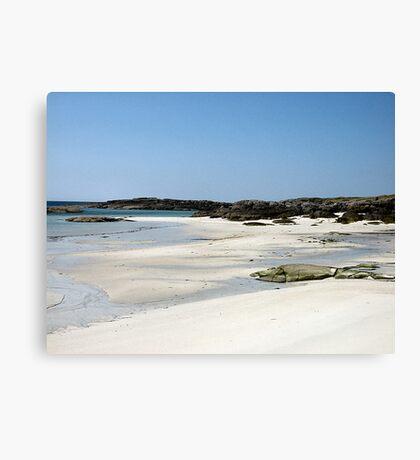 Sanna Beach Canvas Print