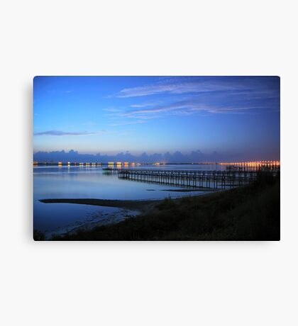 At First Glance Canvas Print