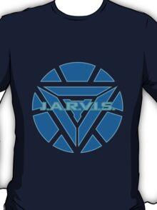 Iron Man Jarvis Logo T-Shirt