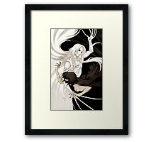 Breached Framed Print