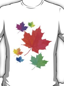 Maple Mosaic 2 T-Shirt