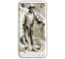 Synestethic experience iPhone Case/Skin