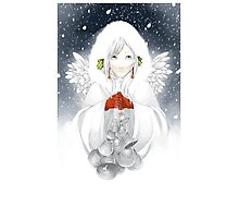 Silver Bells Photographic Print