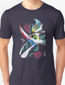Gallade Megaevolution Unisex T-Shirt