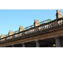 Covent Garden Chimneys Photographic Print