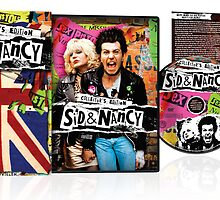 Sid & Nancy Collector's Edition Package by rockgoods