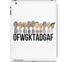 ofwgkta group iPad Case/Skin
