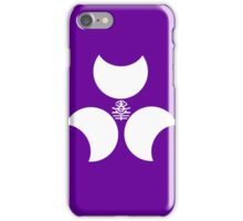 gunma flag iPhone Case/Skin