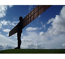 Angel of the north 2 Photographic Print