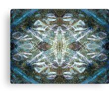 Abstract cosmos Canvas Print