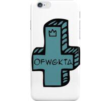ofwgkta cross iPhone Case/Skin