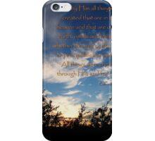 One Creator iPhone Case/Skin