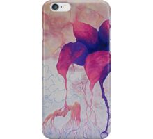 i ate a lotus flower iPhone Case/Skin