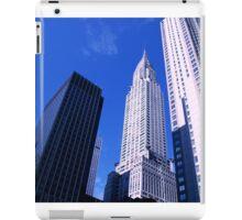 NYC Chrysler Building iPad Case/Skin