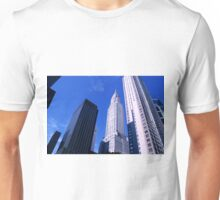NYC Chrysler Building Unisex T-Shirt