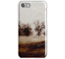 Fog Finally Lifting iPhone Case/Skin