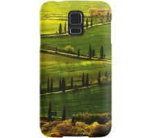 Cypresses Alley Samsung Galaxy Case/Skin