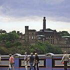 Calton Hill II by Tom Gomez