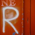 "R is for ""Red"" by CherishAtHome"