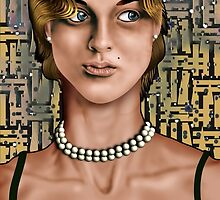 Movie Maiden by Troy Brown