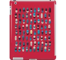 Robotz - Sapphire Rose iPad Case/Skin