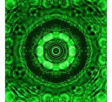 Abstract / Psychedelic / Geometric Artwork Photographic Print