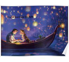 Disneys Tangled Poster