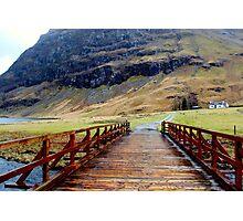 Glencoe, Scotland Photographic Print