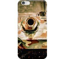Tank Killer iPhone Case/Skin