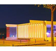 LIGHT on Modern Architecture Photographic Print