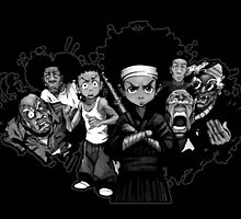 Boondocks by Shaun Traynor