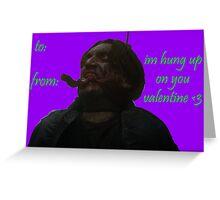 Murphy Valentine Greeting Card