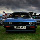 HDR Ford Capri by Paul Boyle