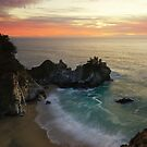 Mcway Falls by jswolfphoto