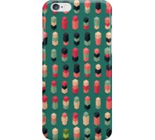 Robotz - Pinup iPhone Case/Skin
