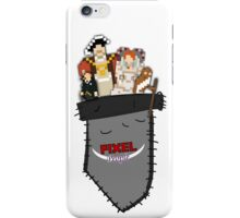 PIXEL People; Pocket iPhone Case/Skin