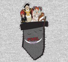 PIXEL People; Pocket by skyflamable