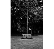 Seat Photographic Print