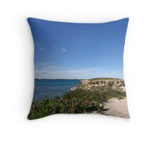Point Louise Throw Pillow