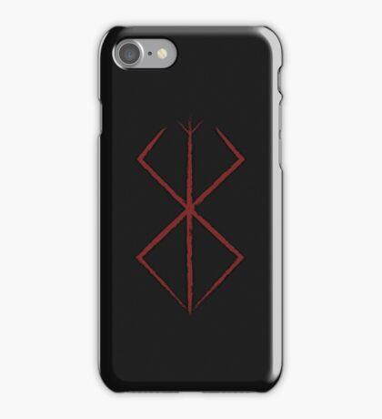 Brand of Sacrifice - Berserk t-shirt / Phone case 1  iPhone Case/Skin