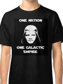 Darth Vader OBAMA Galactic Empire Health Care Reform  Classic T-Shirt