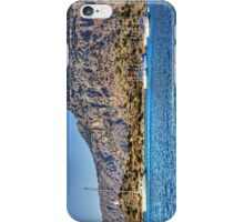 Yachts at Panormitis iPhone Case/Skin